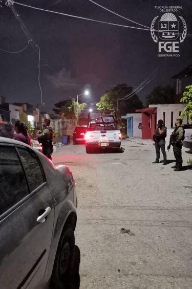 Su captura se logró derivado de los trabajos de colaboración entre la FGE Quintana Roo y la Coordinación para la Prevención de Delitos Electrónicos contra menores de la Guardia Nacional.