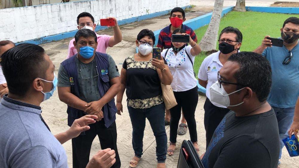 Médicos de la zona maya se rebelan contra líder sindical