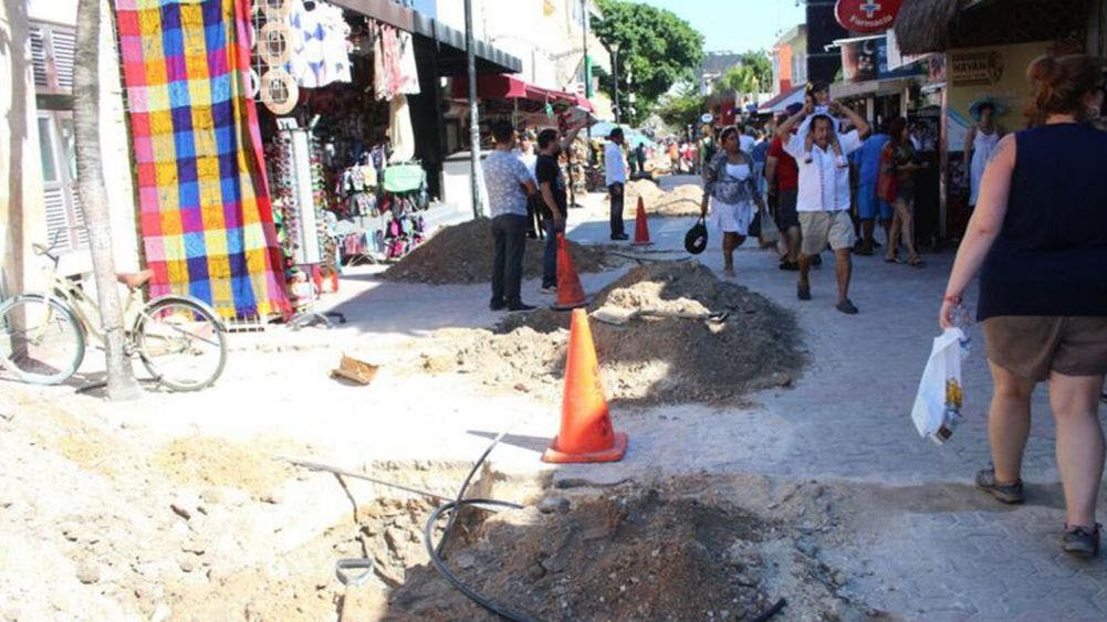 Quinta Avenida será concluida en septiembre: Duarte