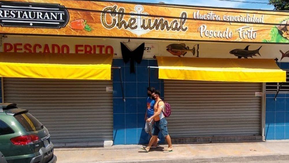 Suspende Cofepris permisos a restaurante de mariscos