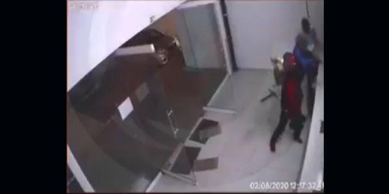 Captan robo a casa de cambio en Tijuana