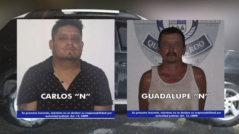 Caen presuntos asesinos de niño ejecutado en Cancún