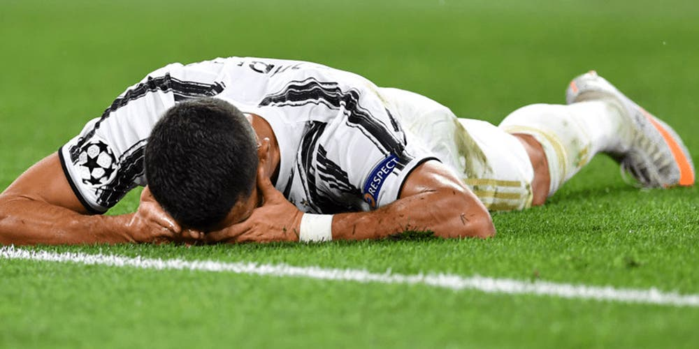 Champions League: Lyon elimina a Cristiano y la Juventus