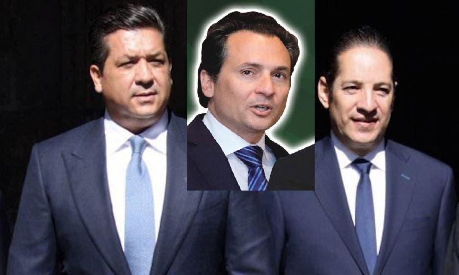 """Senadores panistas """"lo extorsionaron"""" para avalar reformas, acusa Lozoya"""