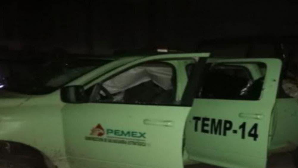 Atacan a balazos a trabajadores de Pemex en Querétaro; mueren 4