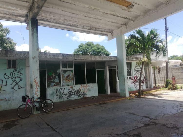 Transformarían exgarita de El Ideal en Banco del Bienestar; el sitio está siendo rehabilitado para presentar la propuesta al gobierno.