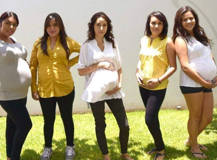 Lanzan campaña para apoyar a embarazadas en situación vulnerable.
