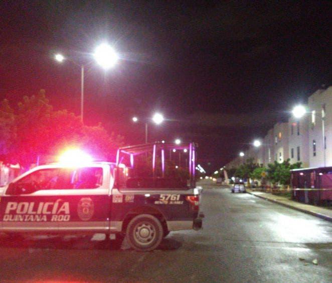 Policías municipales ubicaron y detuvieron al presunto responsable.