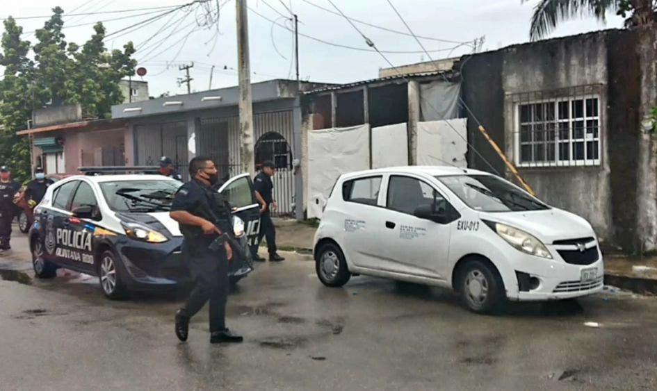 Gracias al GPS recuperan vehículo robado en Cozumel.