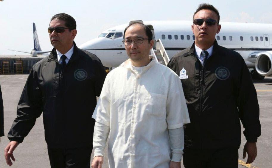 Zhenli Ye Gon, está en chino que lo dejen libre