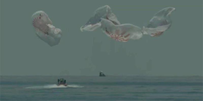 Aterriza con éxito la cápsula tripulada de SpaceX