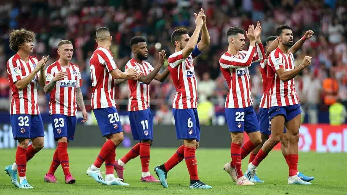 Atlético reporta contagios previo a Cuartos de la Champions