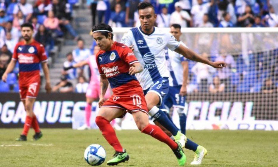 Liga MX: Chivas vs Puebla (horario y transmisión)
