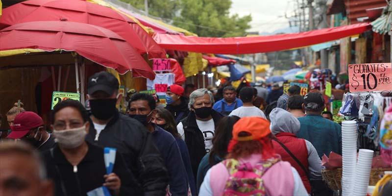 Ya son 591 mil 712 casos positivos de Covid-19 en México