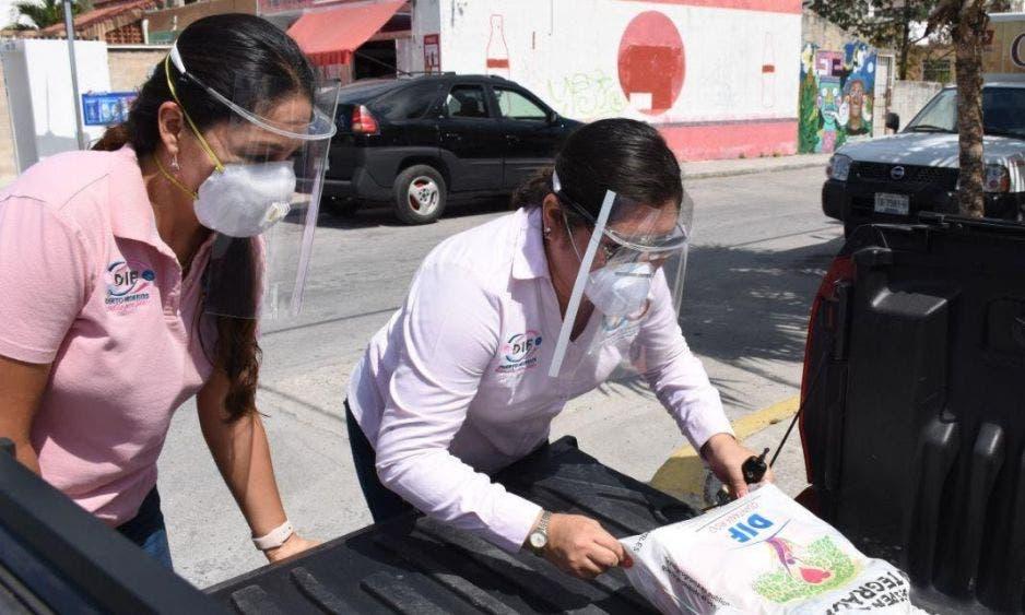 A través de un equipo multidisciplinario, capacitado para la nueva normalidad, se brindan diversas asesorías y apoyos, destaca la presidenta municipal Laura Fernández