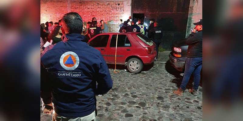 Arman megafiesta más de 200 jóvenes en plena pandemia de Covid-19