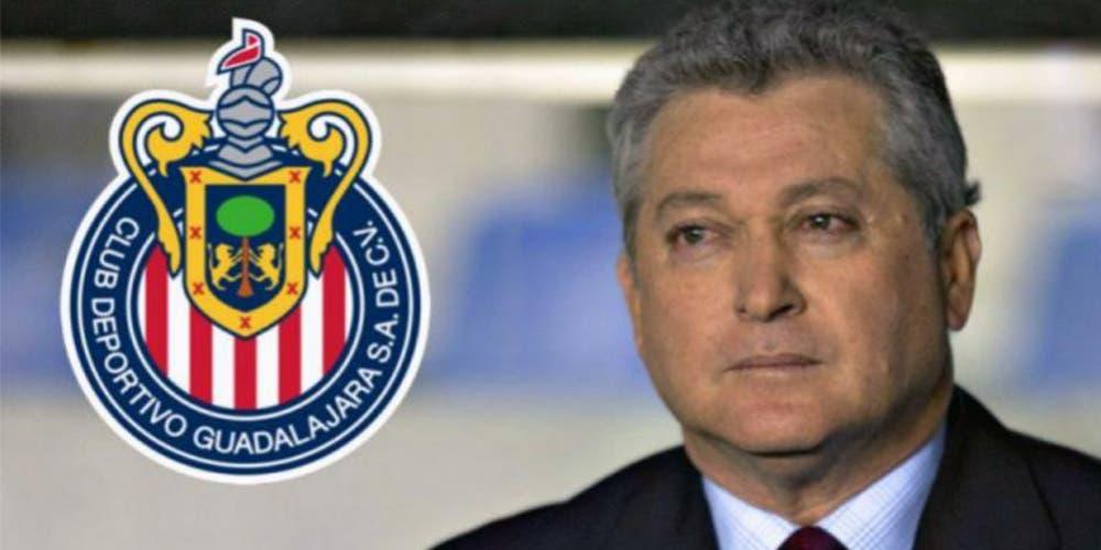 OFICIAL: Víctor Manuel Vucetich es nuevo DT de Chivas