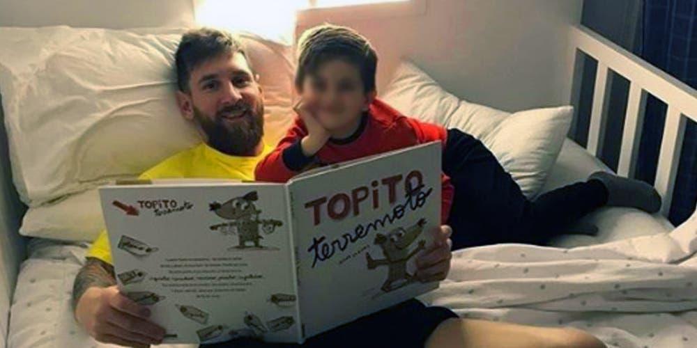 Messi paga millones por un colchón que 'mata' el coronavirus