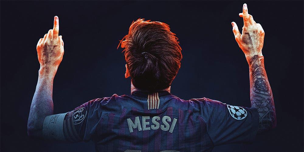 Messi está 'enfermo' por ganar la Champions League