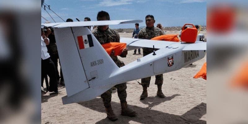 """Localizaron a """"El Marro"""" con dron de la Marina"""