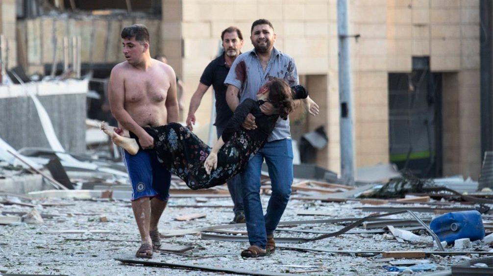Reza el Papa por Líbano y llama a la solidaridad mundial; pide ayudar generosamente a ese país, luego de la catastrófica explosión en Beirut.
