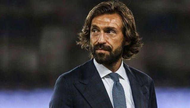 Andrea Pirlo es nuevo DT de la Juventus
