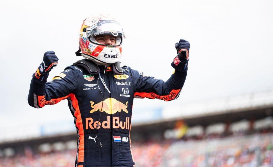 Fórmula 1: Max Verstappen gana el GP del 70 aniversario