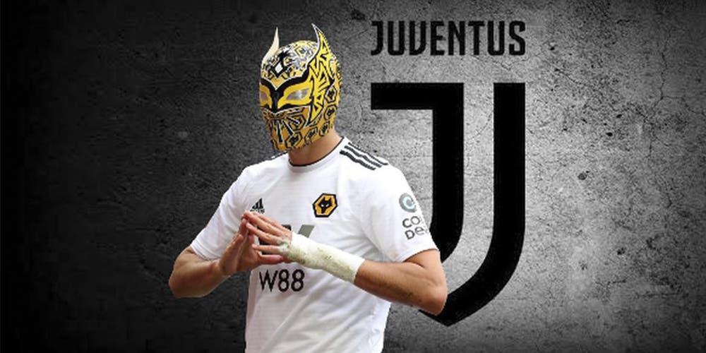 Juventus pierde el interés en Raúl Jiménez