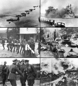 Durante la guerra ruso-japonesa, el Ejército soviético destruyó al Ejército de Kwantung.