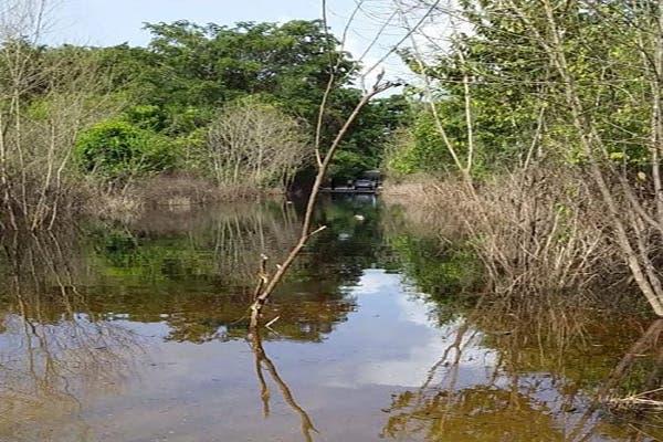 Continua intransitable el camino rural entre Mixtequilla - Chan Santa Cruz