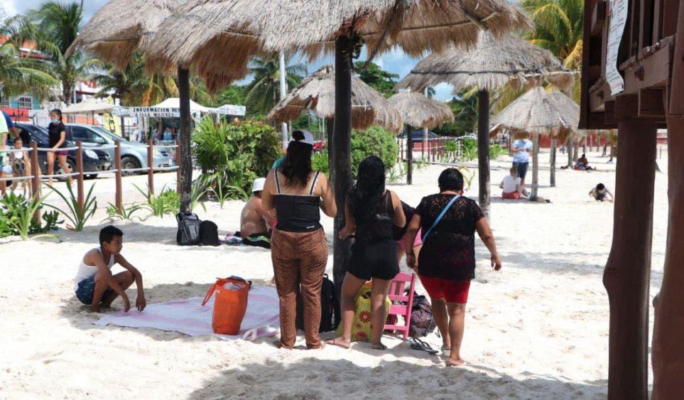 A partir de mañana se podrán disfrutar de todas las playas de Cancún; Marlin, Ballenas y Coral también serán reabiertas al público.