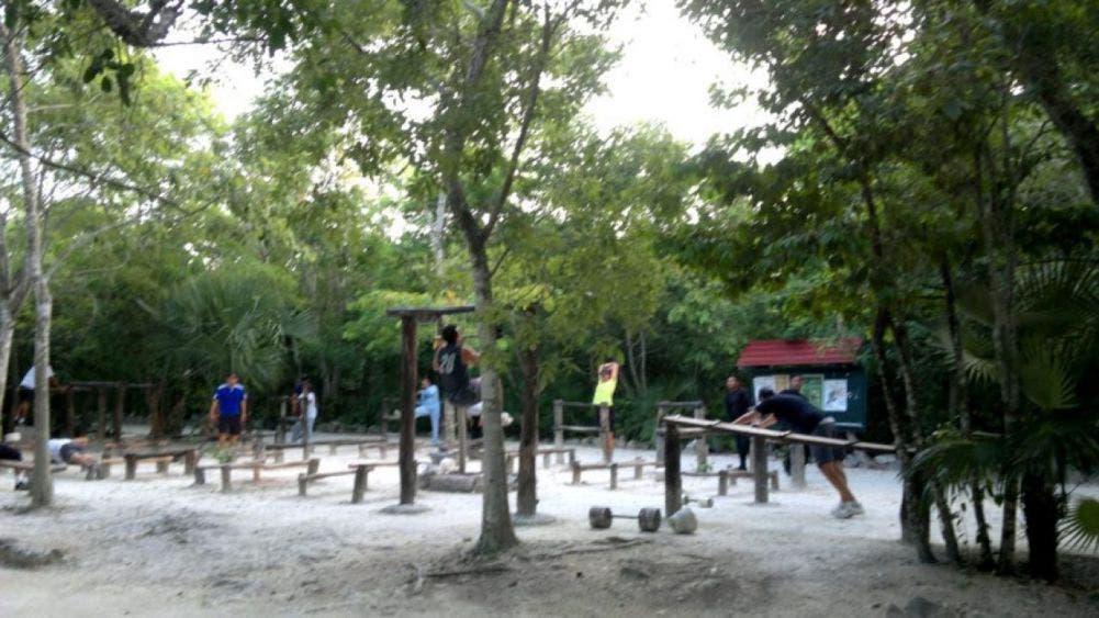 Parque Kabah registra 300 visitas diarias a ocho días de su reapertura.