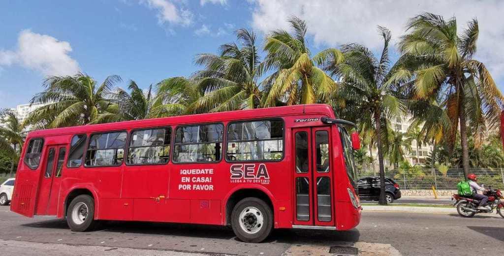 Grandes pérdidas para el transporte debido a las restricciones de pasajeros
