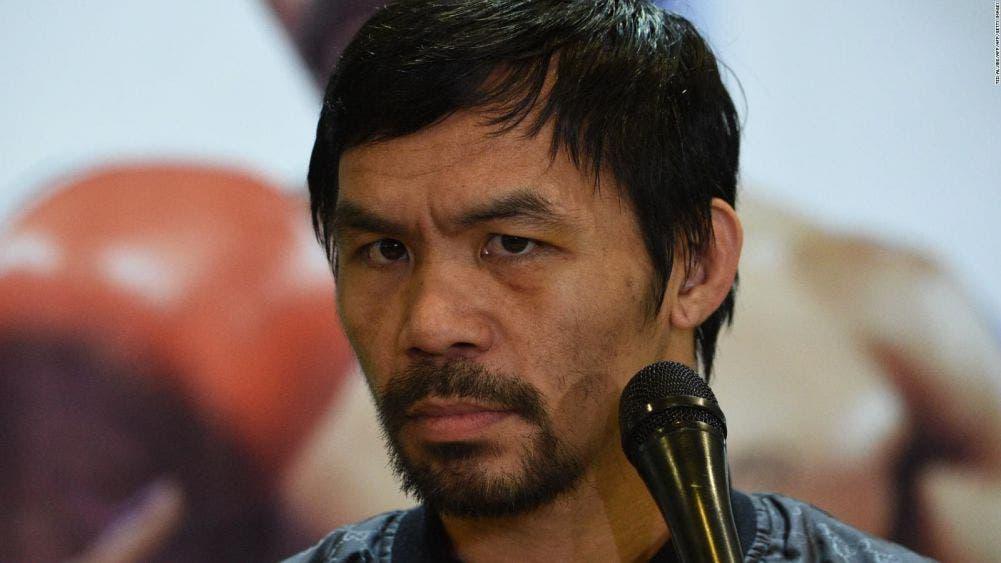 Connor Mc Gregor confirma pelea contra Manny Pacquiao