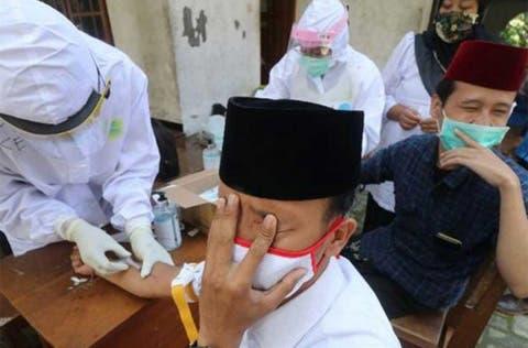 Más de seis mil estudiantes de Indonesia en cuarentena por Covid-19