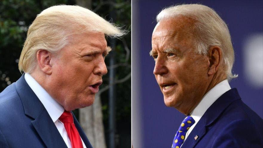 Elecciones 2020: Latinos reprueban mandato de Trump, prefieren a Joe Biden