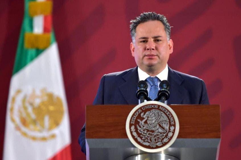 Santiago Nieto. La UIF: El CJNG opera en al menos 27 estados