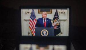 Ante la ONU Trump destaca alianza con México para contener migración.