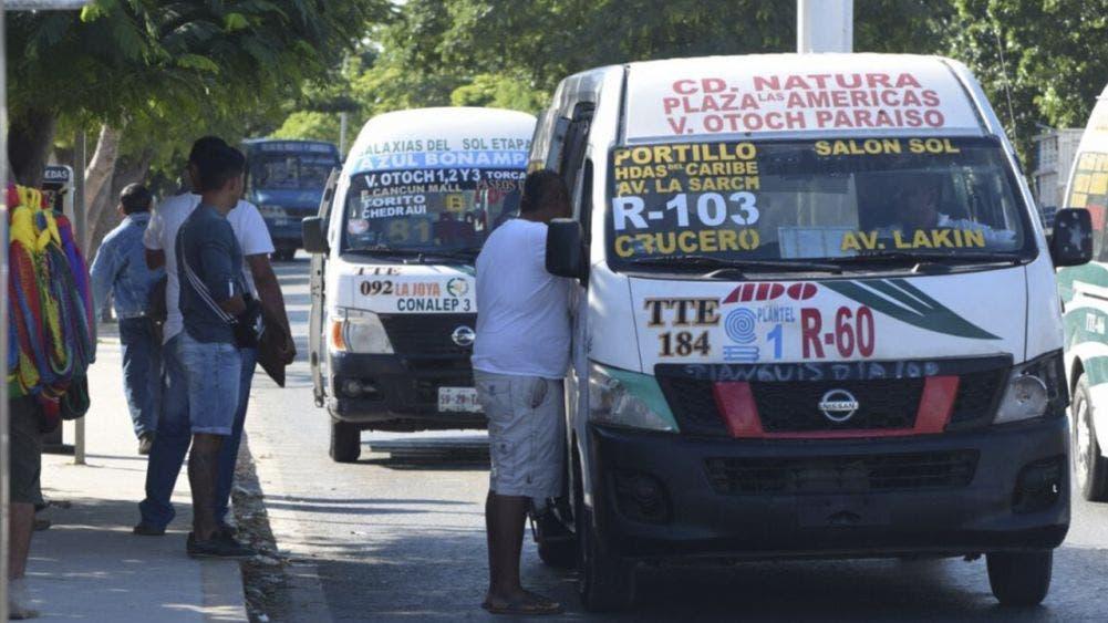 Covid-19: Reforzarán estrategias de prevención en el transporte público