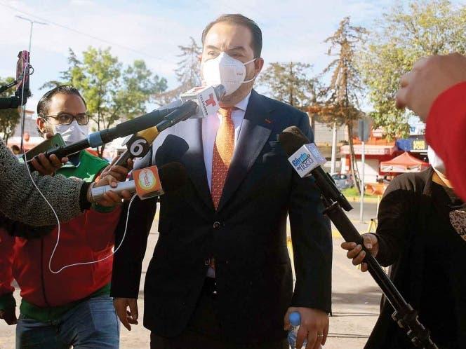 Decide juez no vincular a proceso a Juan Collado; FGR no aportó las pruebas suficientes en la acusación de defraudación fiscal: abogado.