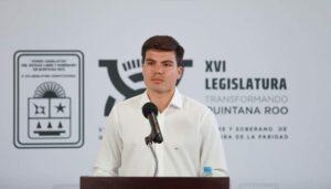 El presidente de la Junta de Gobierno y Coordinación Política (Jugocopo), Gustavo Miranda García