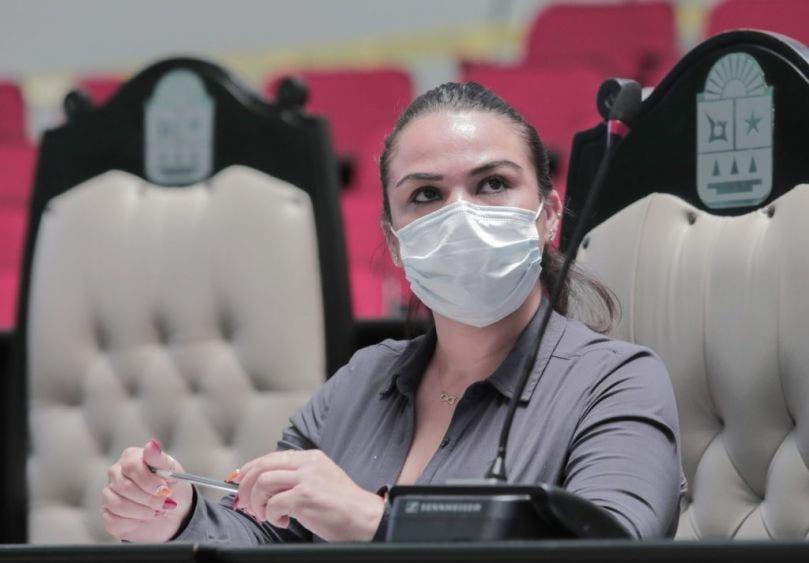 No hay nada que ocultar en el Congreso: Reyna Durán.