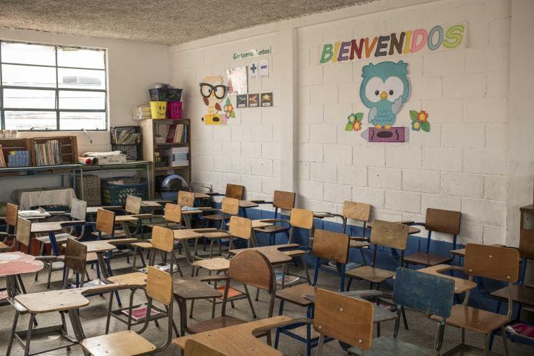 Covid-19: Regreso a clases en Guatemala será 'híbrido