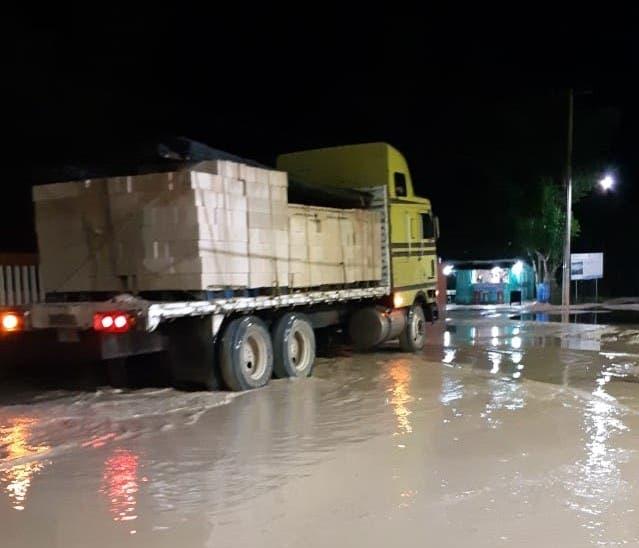 Atienden amenaza de bloqueo carretero en el Puerto de Chiquilá