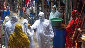 India supera los 4 millones de contagios por Covid-19