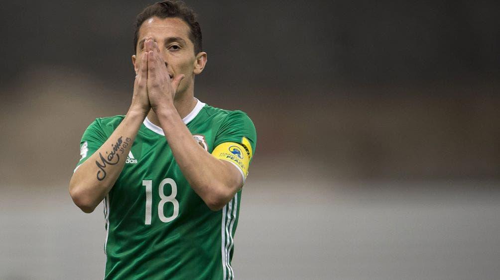 Guardado asegura que México no hace nada por avanzar en los mundiales