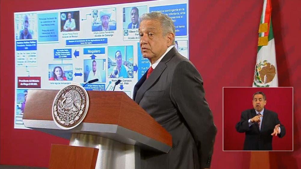 "Exgobernadores del PRIAN ""defienden intereses personales en Chihuahua"""