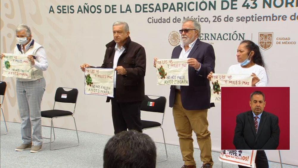 """Colapsa """"verdad histórica"""", los 43 nunca estuvieron juntos: Encinas"""