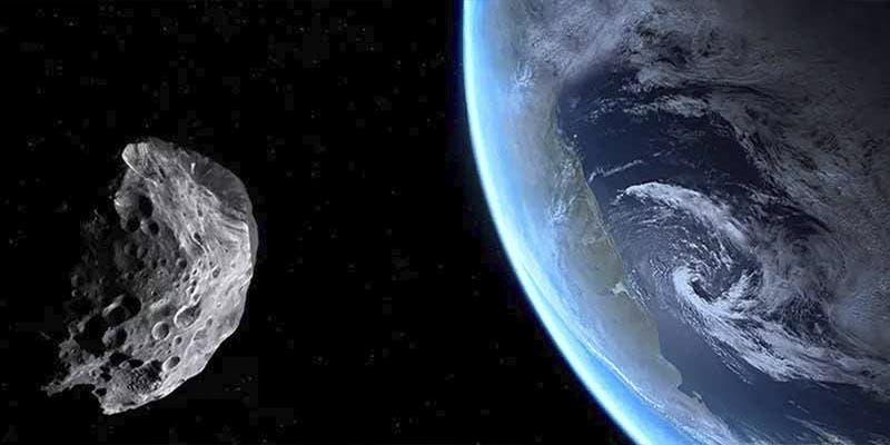 El 14 de septiembre un asteroide grande pasará por la Tierra