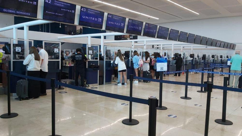 Alcanza Aeropuerto Internacional de Cancún las 232 operaciones